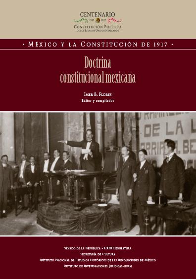 Doctrina constitucional mexicana. Colección INEHRM.
