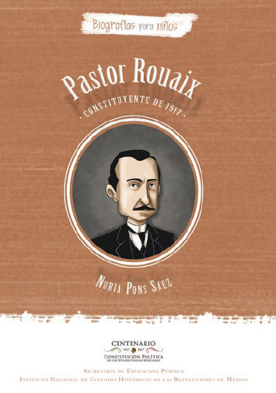 Pastor Rouaix, Constituyente de 1917. Colección INEHRM