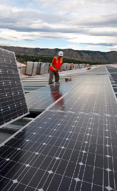 Energía medio ambiente y cambio climático
