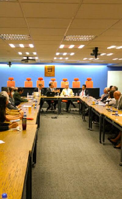 Agenda de Deliberación Institucional